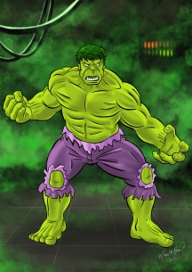 Hulk - digital
