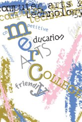 """Mercy College"" poster"