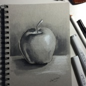Apple - markers