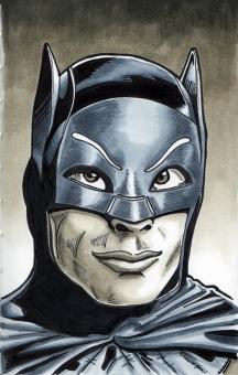 Batman - markers