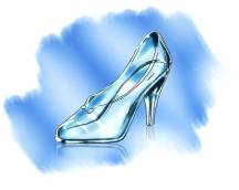 Glass Slipper - digital