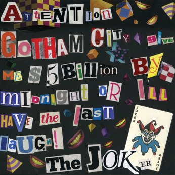 """""""ransom note"""""""