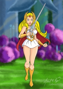 She-Ra - digital