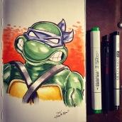 Donatello - markers