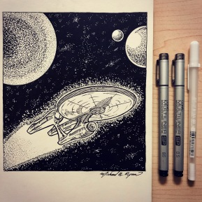 Pen & Ink: Enterprise
