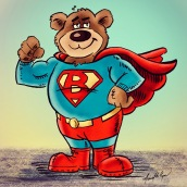 SuperBear - digital