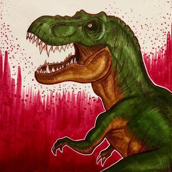 Illustration: T-Rex