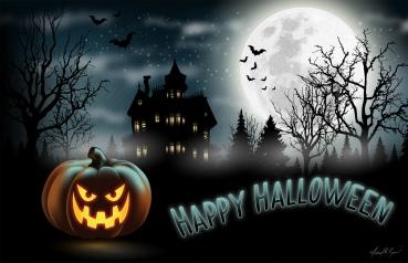 Vector Illustration: Halloween