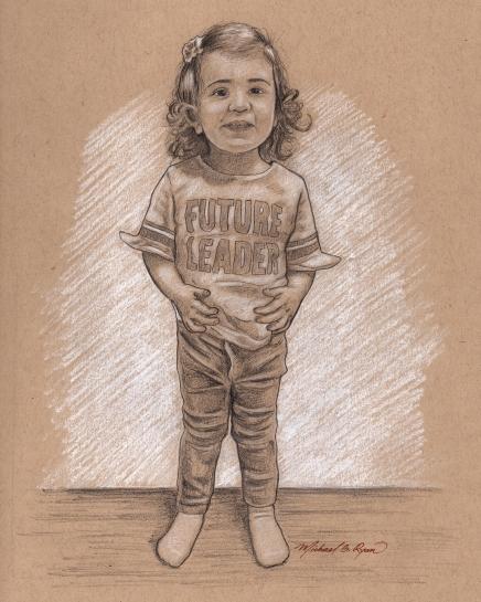 Portrait Drawing: Commission