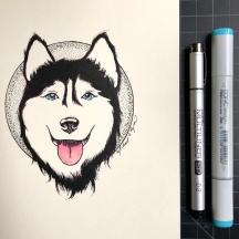 06 husky