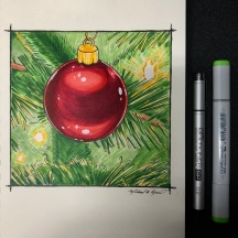 17 ornament